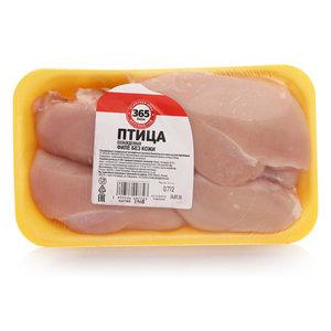 Филе грудки цыпленка-бройлера охлажденное ТМ 365 дней