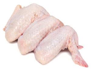Крылышко цыпленка-бройлера охлажденное