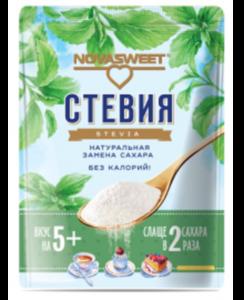 Заменитель сахара натуральный Стевия ТМ Novasweet (Новасвит)
