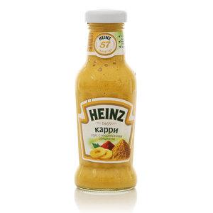 Соус карри с индийскими специями ТМ Heinz (Хайнц)