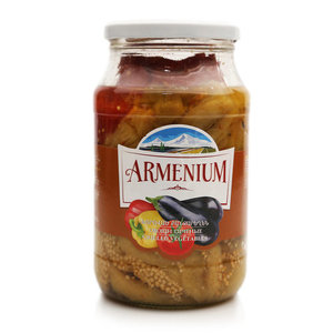 Овощи печеные ТМ Armenium (Армениум)