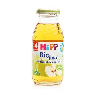 Мягкий яблочный сок Bio Juice (Био Джус) с 4 мес. ТМ Hipp (Хипп)