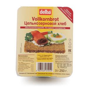 Цельнозерновой хлеб ТМ delba (делба)