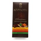Шоколад горький ассорти Априори  20*5 г ТМ Верность качеству