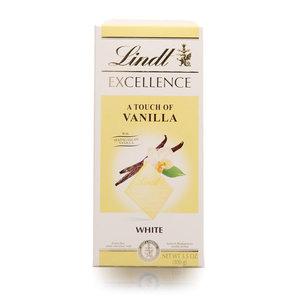 Шоколад белый с ванилью ТМ Lindt (Линдт)
