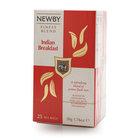 Чай черный Indian Breakfast 25*2 г ТМ Newby (Ньюби)