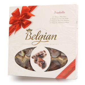 Конфеты шоколадные дары моря ТМ Belgian (Бельгиан)