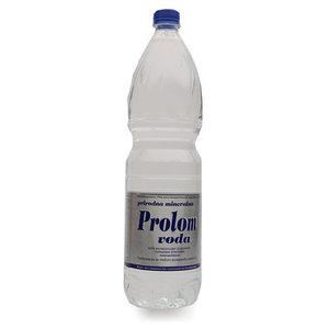 Вода минеральная негазированная ТМ Prolom Voda (Пролом Вола)