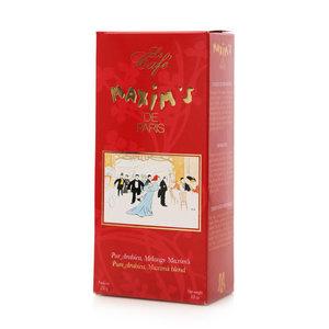 Кофе молотый ТМ Maxims de Paris (Максим де Пари)