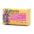 Мыло натуральное с с органическим маслом шиповника ТМ Iteritalia (Итериталиа)