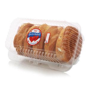 Пирожные заварные кольца ТМ Фили-бейкер