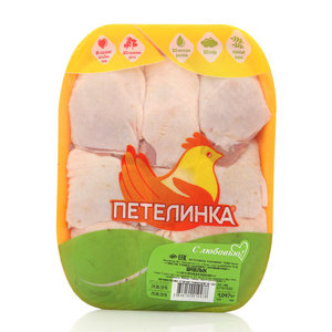 Курица Шашлык из цыпленка-бройлера охлажденный ТМ Петелинка
