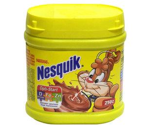 Какао быстрорастворимое с витаминами ТМ Nesquik (Несквик)