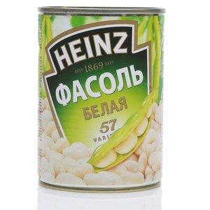 Фасоль белая ТМ Heinz (Хайнц)