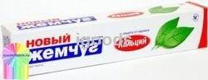 Зубная паста Новый жемчуг - Кальций