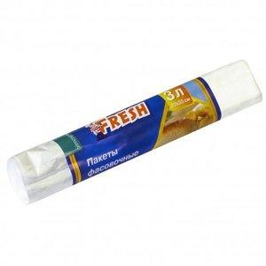 Пакеты для хранения продуктов 250*3л  ТМ Fresh (Фреш)