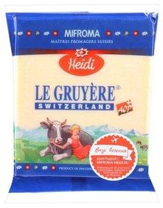 Сыр Le Gruyére (Грюйер) 51% ТМ Heidi (хейди)
