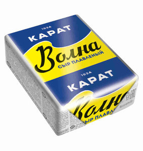 Сыр плавленый Волна ТМ Карат