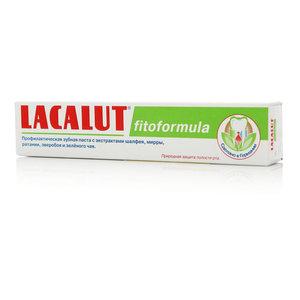 Зубная паста Lacalut fitoformula ТМ Lacalut (Лакалют)
