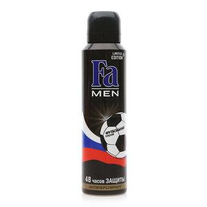 Дезодорант-спрей футбольная серия ТМ Fa Men (Фа Мен)
