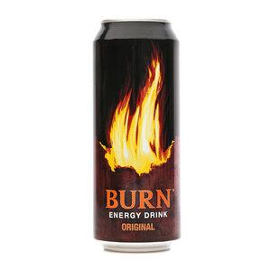 Напиток энергетический Оригинальный ТМ Burn (Бёрн)