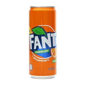 Напиток безалкогольный сильногазированный Апельсин с витамином С ТМ Fanta (Фанта)