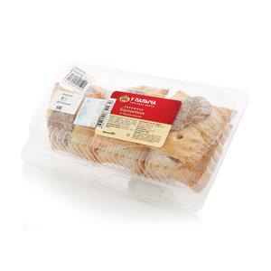 Пирожные карманчики в ассортименте - с клубникой ТМ У палыча