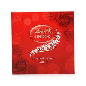 Набор конфет Lindor из молочного шоколада с нежной начинкой ТМ Lindt (Линдт)