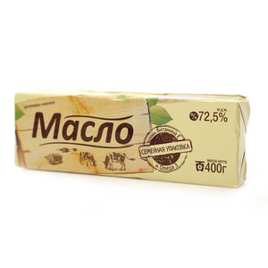 Масло сливочно-растительное 72,5% ТМ El Viento (Эль Виенто)