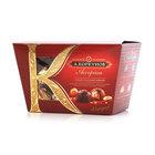 Шоколадные конфеты Ассорти из молочного и темного шоколада, с цельным и дробленым фундуком, дробленой вафлей, светлой и темной ореховой начинкой ТМ А. Коркунов