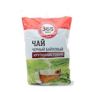 Чай черный байховый крупнолистовой ТМ 365 дней