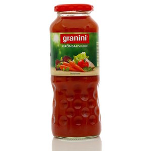 Сок овощной ТМ Granini (Гранини)