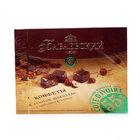 Конфеты в темном шоколаде с дробленым фундуком ТМ Бабаевский