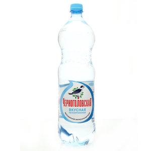 Вода минеральная питьевая негазированная ТМ Черноголовская