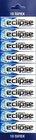 Жевательная резинка без сахара с ароматом мяты и ментола ТМ Eclipse (Эклипс), 10*13,6г