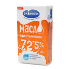 Масло крестьянское 72,5% ТМ Экомилк