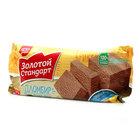 Мороженое пломбир брикет шоколадный ТМ Золотой Стандарт
