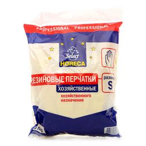 Резиновые перчатки хозяйственные размер S ТМ Horeca (Хорека)