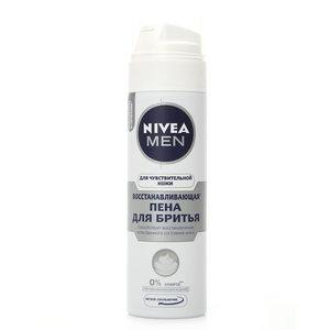 Восстанавливающая пена для бритья ТМ Nivea (Нивеа)