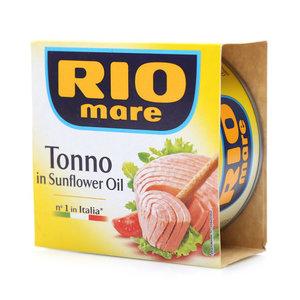 Тунец в подсолнечном масле ТМ Rio Mare (Рио Маре)