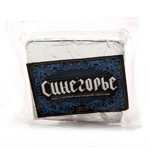Сыр с голубой благородной плесенью 50% ТМ Синегорье