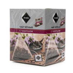 Чай с чабрецом ТМ Rioba (Риоба)