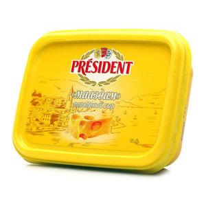 Сыр плавленый маасдам 45% ТМ President (Президент)