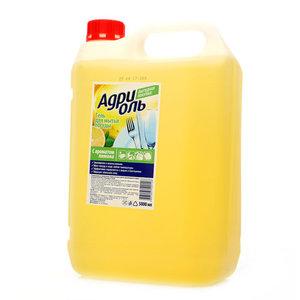 Гель для мытья посуды с ароматом лимона ТМ Адриоль