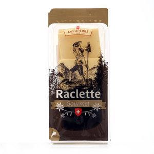 Сыр Раклетт 48% нарезка ТМ Le Superbe (Ле Суперби)