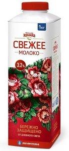 """Свежее молоко 3,2% тм """"Большая Кружка"""""""