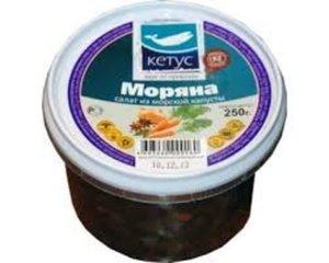 Салат из морской капусты Моряна ТМ Кетус