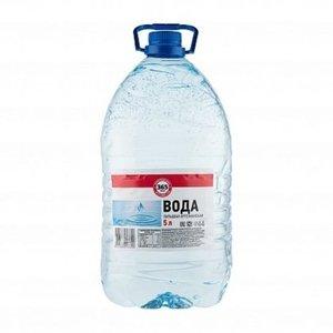 Вода питьевая негазированная очищенная ТМ 365 дней