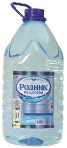 Вода питьевая негазированная минеральная ТМ Родник Белогорья