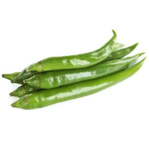 Перец чили зелёный